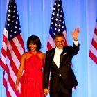 Michelle Obama, (prva) dama v rdečem