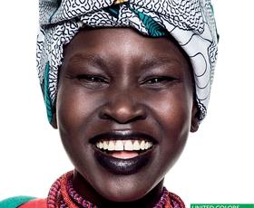Foto: Benettonovi obrazi barv sveta