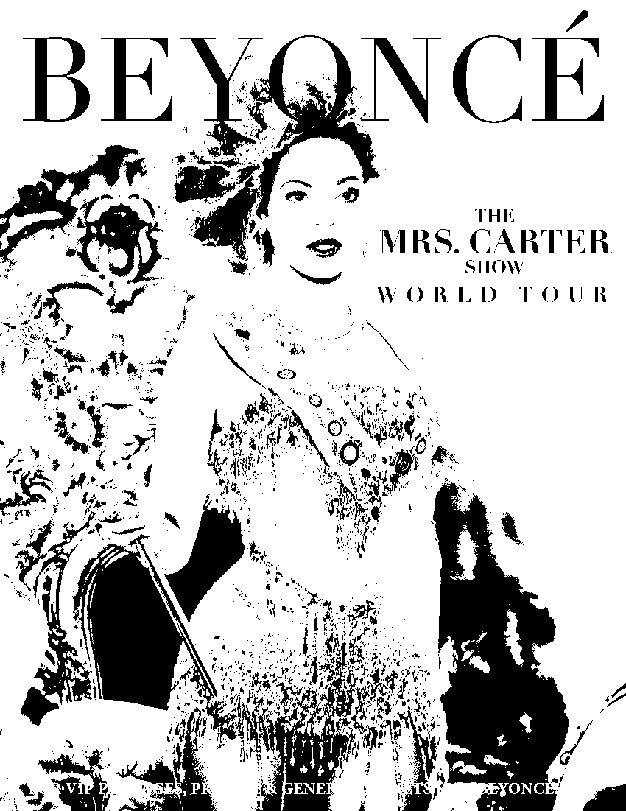 Popdiva Beyoncé 17. aprila v Zagrebu