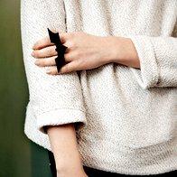 Kaj nosijo dekleta z modne agencije? (foto: Helena Kermelj)