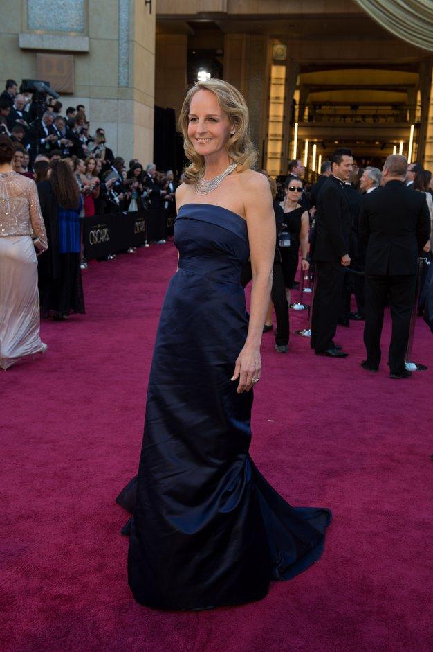 Helen Hunt: Na Oskarje v obleki H&M - Foto: AMPAS