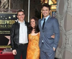 James Franco ima svojo zvezdo