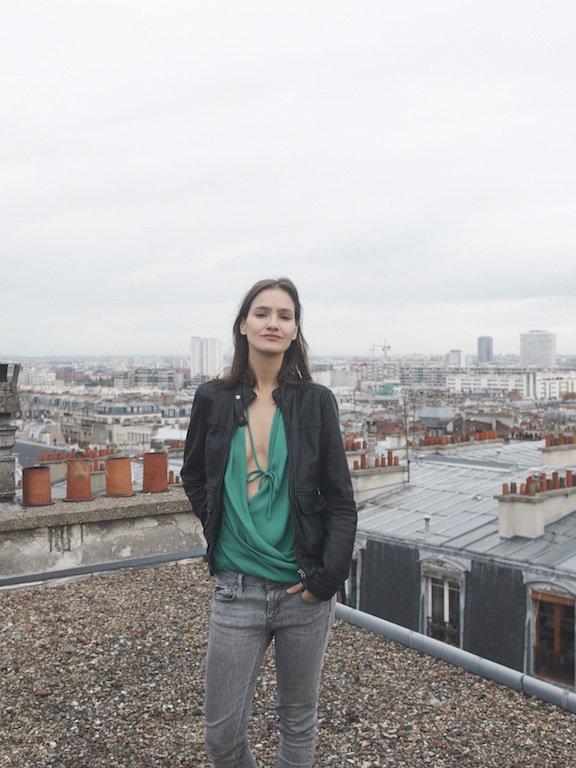 Polona Kasal: Na cesti s Pengovom v ušesih