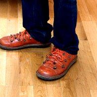 Čevlji Trippen (foto: Helena Kermelj)