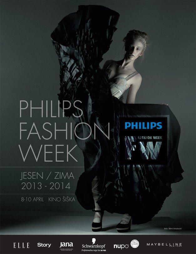 Program Fashion Week april 2013 - Foto: Mimi Antolovič