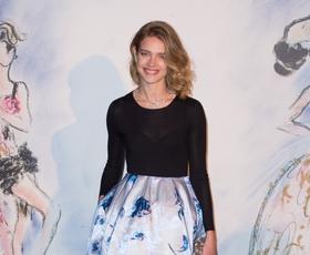 Dvakrat Natalia; prvič Dior, drugič Vuitton