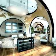 Terminal na letališču Ataturk si je zamislil dvojec iz studia Autoban. (foto: Shutterstock in promocijsko gradivo)