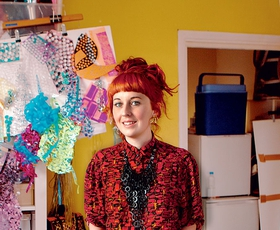 Na Philips Fashion Week prihaja britanska modna oblikovalka Jane Bowler