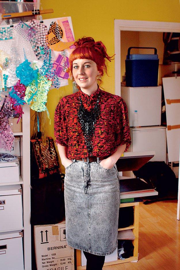 Na Philips Fashion Week prihaja britanska modna oblikovalka Jane Bowler - Foto: Lucia O'Connor-McCarthy