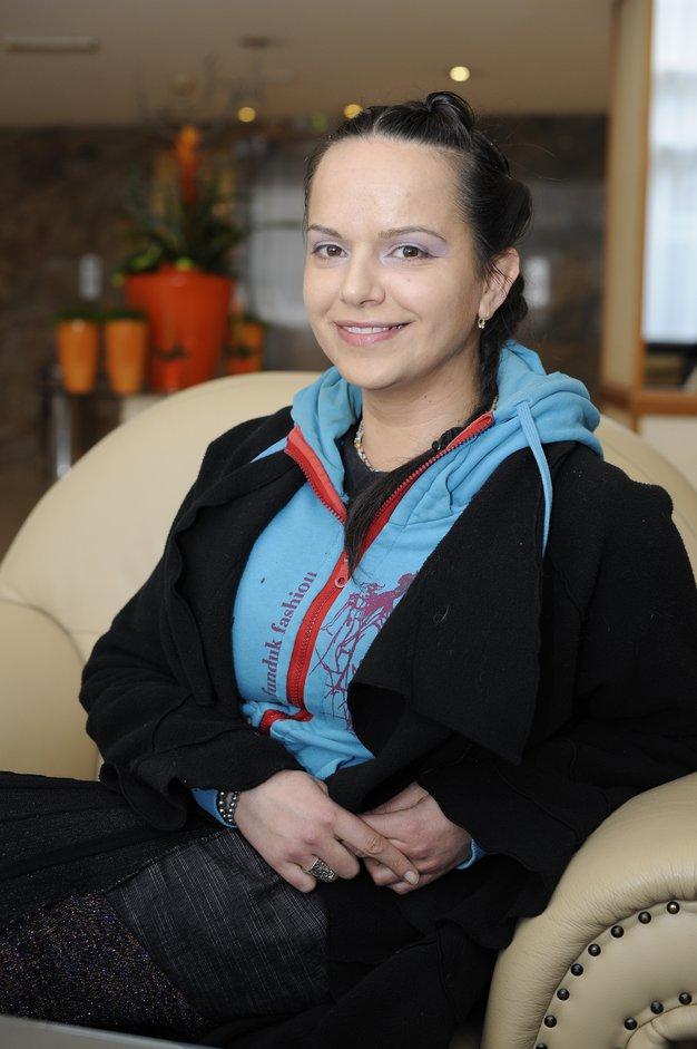 Irena Funduk - Foto: Primož Predalič