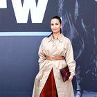 Foto: Najbolj modne obiskovalke torkovih revij