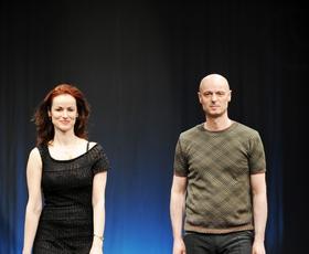Tomaž in Urška Draž: Skupna dinamika v ustvarjanju