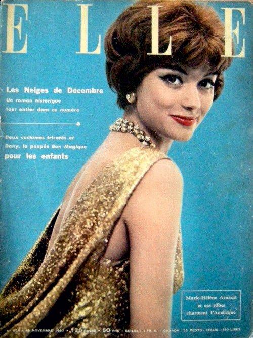Ženske, ki krojijo zgodovino modnih revij - Foto: Philippe Garnier, Arhiv Elle in promocijsko gradivo