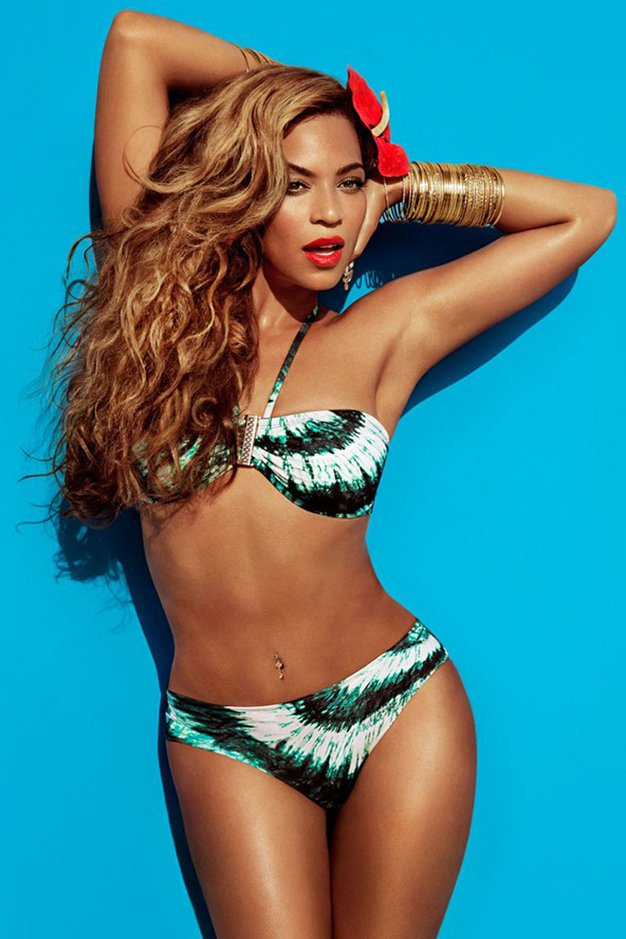 Video: Beyonce za H&M pleše na soncu