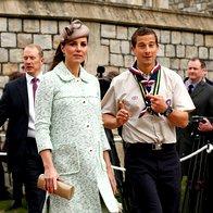 Vojvodinja Catherine in Bear Grylls