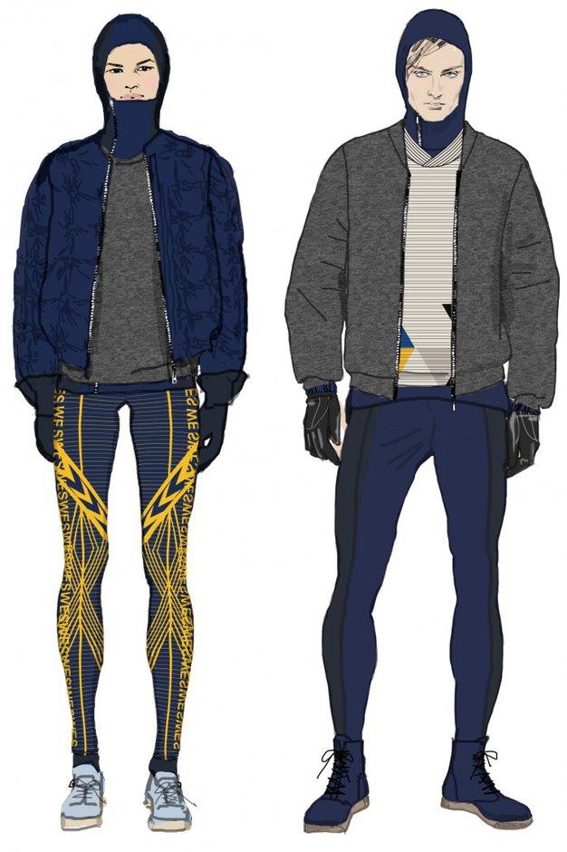 H&M bo opremil švedske olimpijce