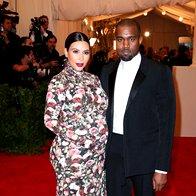Kim Kardashian in Kanye West, Riccardo Tisci za Givenchy