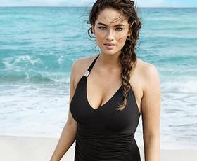 Model iz kampanje H&M - povprečna ali debela?