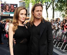 Foto: Angelina in Brad čisto od blizu