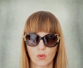 Umetnost nakupovanja: Sončna očala