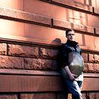 Mladi slovenski bobnar iz New Yorka v Ljubljani