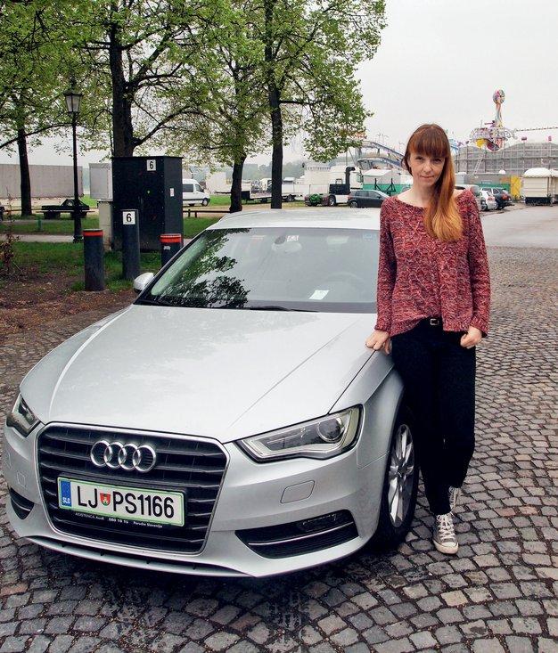 Na poti z Audijem A3 - Foto: osebni arhiv, promocijsko gradivo
