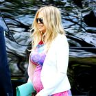 Foto: Fergiejin nosečniški stil