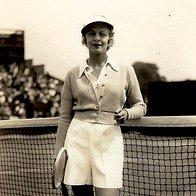 Alice Marble, 1932. (foto: Getty Images, Shutterstock.com, promocijsko gradivo in arhiv Elle)