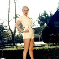 Betty Grable, 1940. (foto: Getty Images, Shutterstock.com, promocijsko gradivo in arhiv Elle)