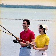 David in Julie Eisenhower, 1971. (foto: Getty Images, Shutterstock.com, promocijsko gradivo in arhiv Elle)