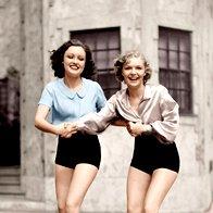... in aktivnosti (foto: Getty Images, Shutterstock.com, promocijsko gradivo in arhiv Elle)
