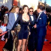 Demi Moore, 1989. (foto: Getty Images, Shutterstock.com, promocijsko gradivo in arhiv Elle)