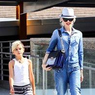"Foto: Sproščeni ""LA šik"" Gwen Stefani (foto: Profimedia)"