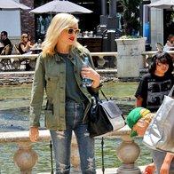 "Foto: Sproščeni ""LA šik"" Gwen Stefani"