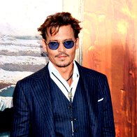 Johnny Depp (foto: Primož Predalič, Goran Antley, Boris Pretnar, Luka Kaše, Shutterstock.com, Profimedia in promocijsko gradivo)