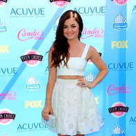 Lucy Hale, Houghton (foto: Profimedia)