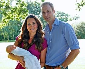 Foto: Kraljeva družinica se predstavi