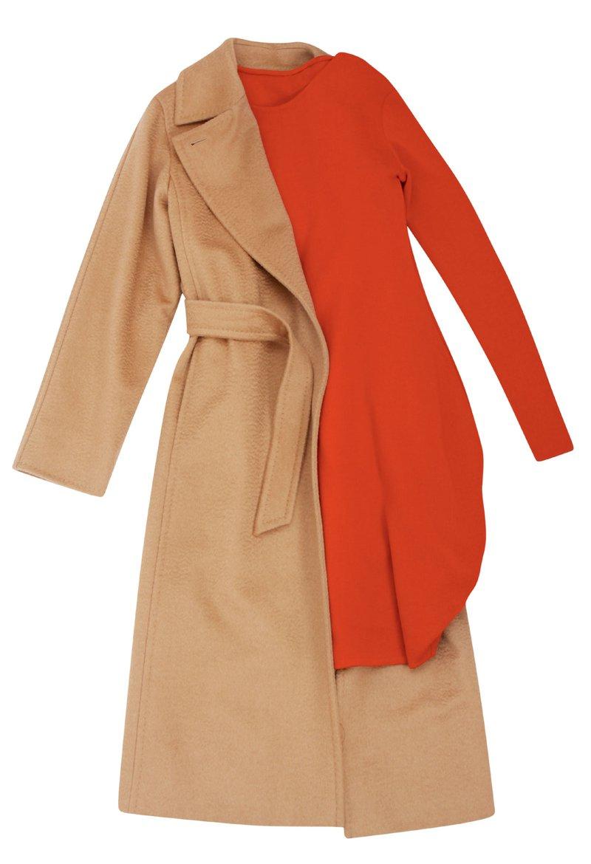 obleka rdeča