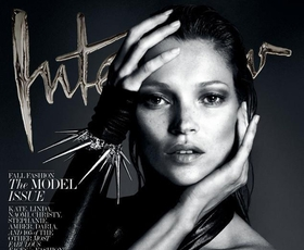 Foto: Sedem supermodelov za Interview