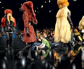 Začetek Fashion Weeka Aquafresh
