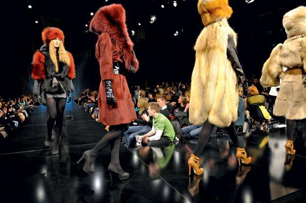 Začetek Fashion Weeka Aquafresh - Foto: Promocijski materijal