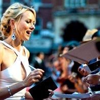 Naomi Watts na premieri Diane - je to vse? (foto: Profimedia)