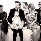 Foto: Prikupna Harper Beckham v prvi vrsti