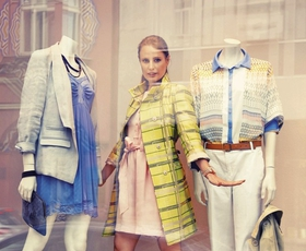 Stilistke in urednice v vlogi modelov