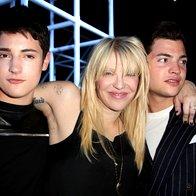 Courtney Love s Harryjem in Petrom Brantom