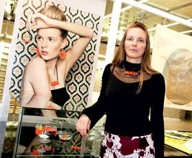 Bojana Kovačevič Zemljič: Prvi nakit sem oblikovala zase