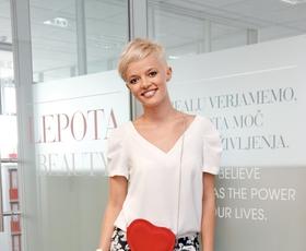 Moda v službi: Dekleta z L'Oréala