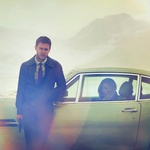S snemanja kratkega škotskega filma Liam in Lenka, v katerem Katarina igra Lenko. Film je še v postprodukciji. (foto: LUKA LAKŠE, CARLOS DAVID, JOAN MARCUS IN PROMOCIJSKO GRADIVO)