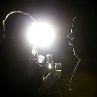 Foto: Gneča zvezd okrog Toma Forda (foto: Profimedia)