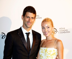 "Novak in Jelena, ""srbska Will in Kate"", zaročena"